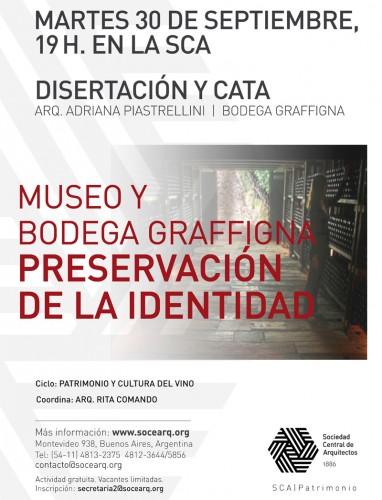 """Ciclo """"Patrimonio y la cultura del vino"""": Museo y bodega - Preservación de la Identidad"""