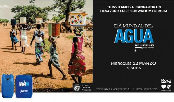 Día Mundial del Agua - ROCA