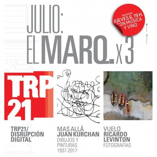 JULIO: El MARQ. x 3