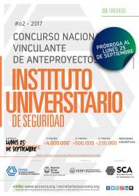 concurso-nacional-de-anteproyectos-vinculante-para-el-instituto-universitario-de-seguridad-2-ronda-de-consultas-y-prorroga-al-259