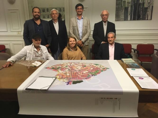 Encuentro Comision de Planeamiento