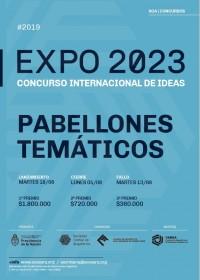 concurso-internacional-de-ideas-expo-2023-concurso-n-5-pabellones-tematicos