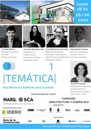 TEMATICA flyer
