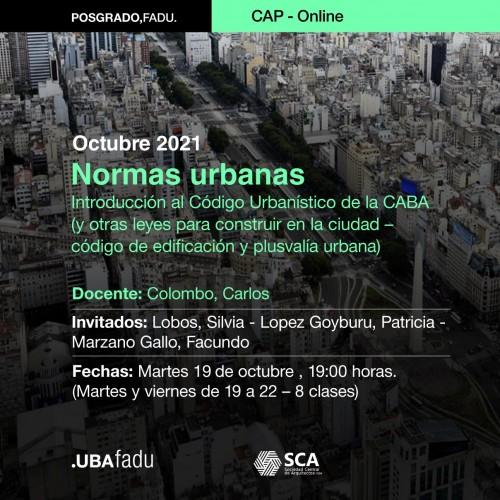 Normas urbanas