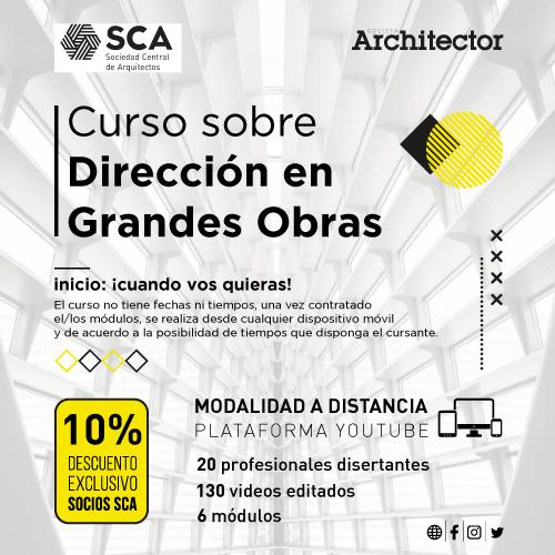 flyer-cursos-SCA-ARCHITECTOR