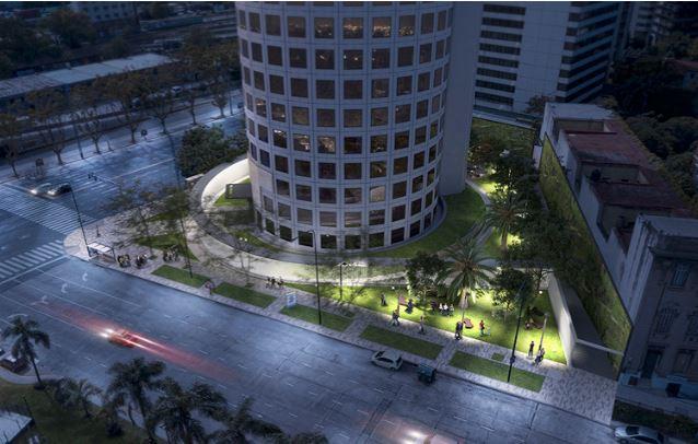 Más repercusiones del Concurso Nacional de Anteproyectos Torre Prourban
